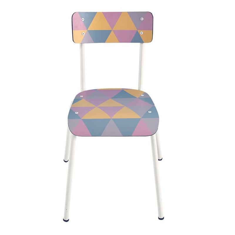 Chaise, Les Gambettes — Arc-en-ciel, Ponio