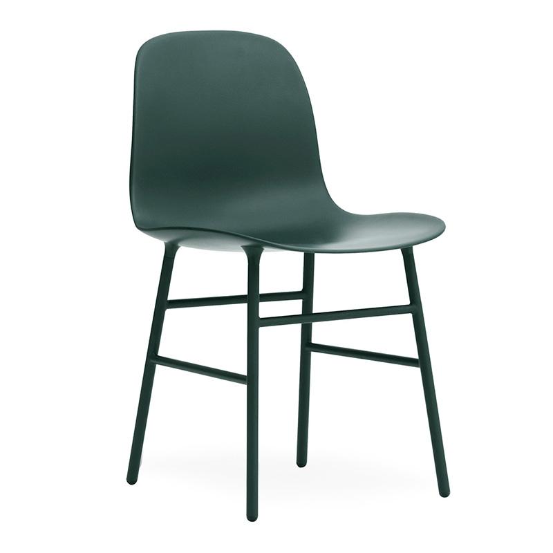 Chaise, Normann Copenhagen — Vert Emeraude, Ponio