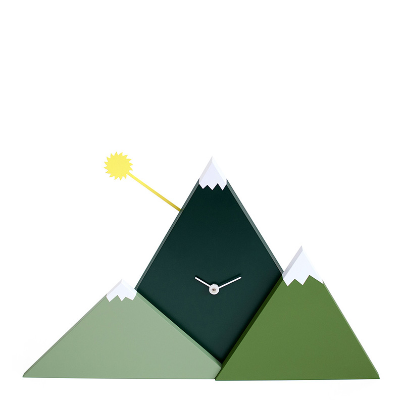 Horloge, Progetti — Vert Emeraude, Ponio