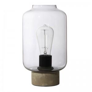 Lampe de table, Frandsen — Verre, Ponio