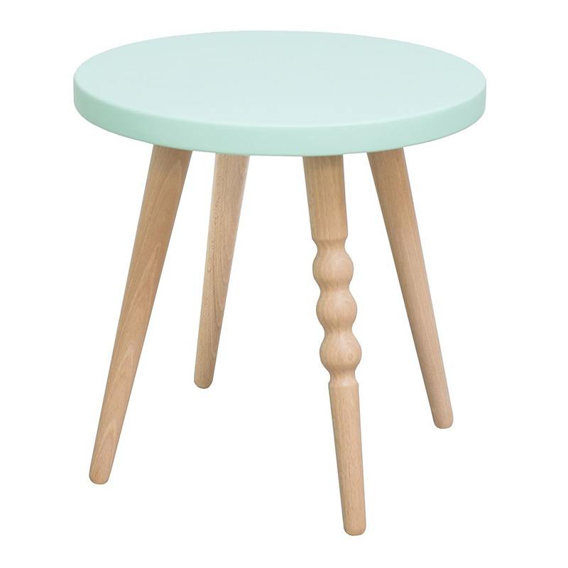 Tabouret, Jungly by Jungle — Vert d'eau, Ponio