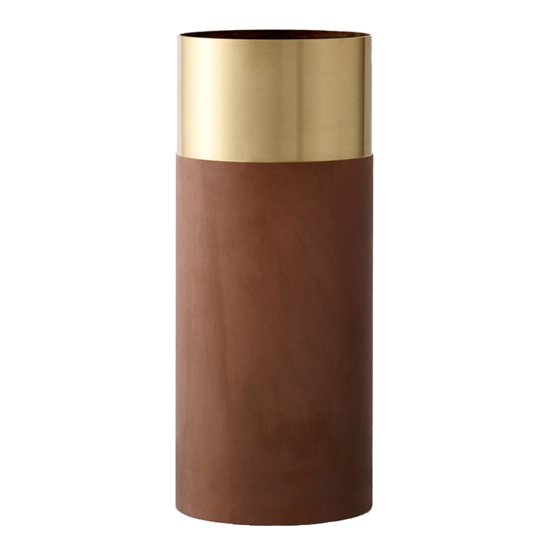 Vase, &Tradition — Marron Noisette, Ponio
