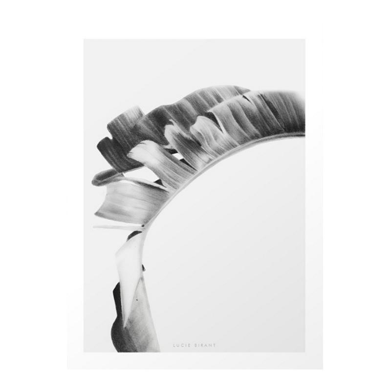Affiche, Lucie Birant — Gris Souris, Ponio