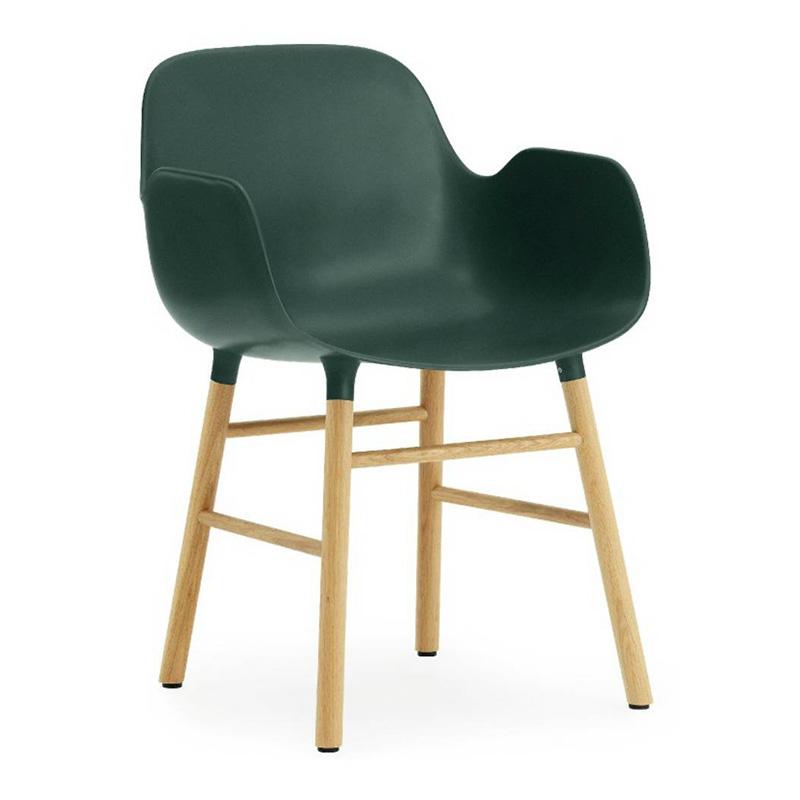 Chaise, Normann Copenhagen — Vert Sapin, Ponio