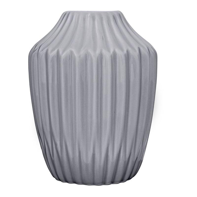 Vase, Bloomingville — Gris Souris, Ponio