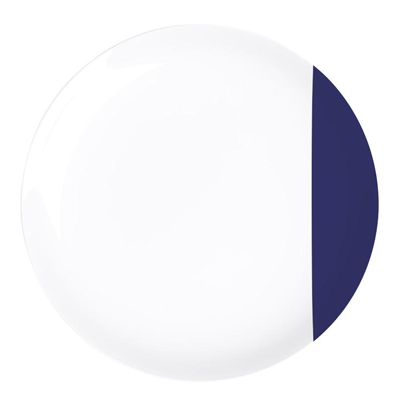 Assiette, Non sans Raison — Bleu Nuit, Ponio