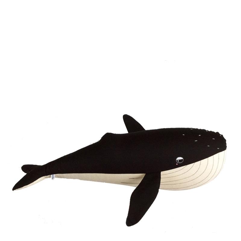 Baleine, Talpathings — Noir Réglisse, Ponio
