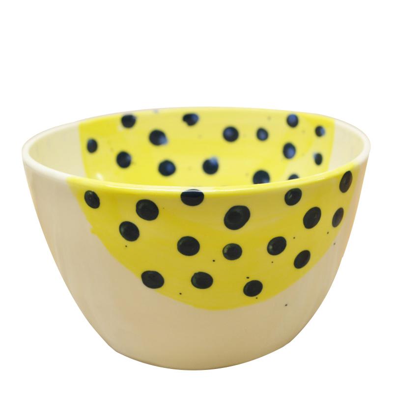 Bol, Abeceramique — Jaune Citron, Ponio