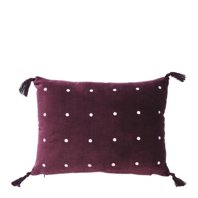 Coussin, Home Stories — Prune, Ponio