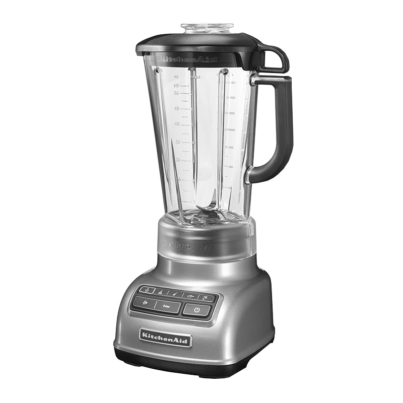 Blender, KitchenAid — Argenté, Ponio