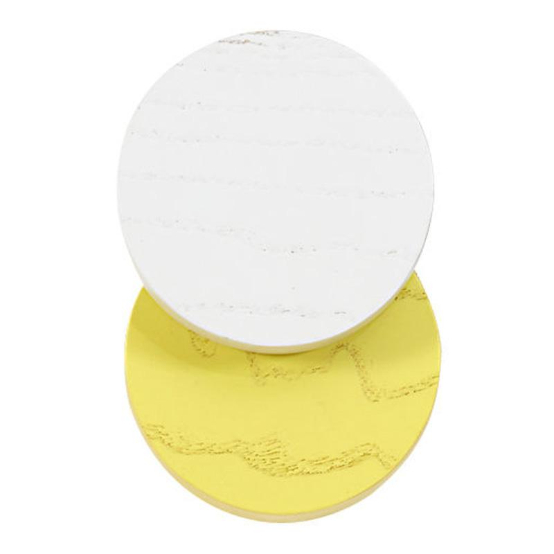 Patère, Hartô — Jaune Citron, Ponio