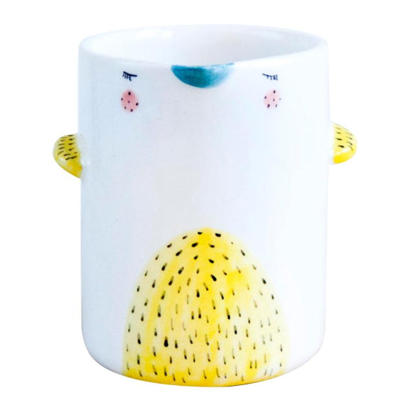 Pot, Noe Marin Studio — Jaune Citron, Ponio