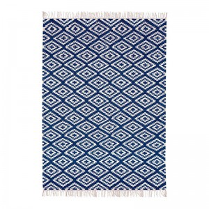Tapis, Liv Interior — Bleu Nuit, Ponio