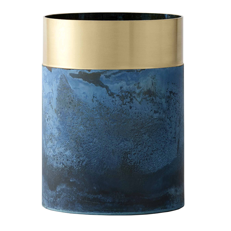 Vase, And Tradition — Bleu Nuit, Ponio