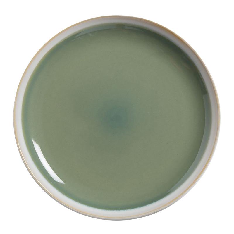 Assiettes, La Redoute Interieurs — Vert Amande, Ponio