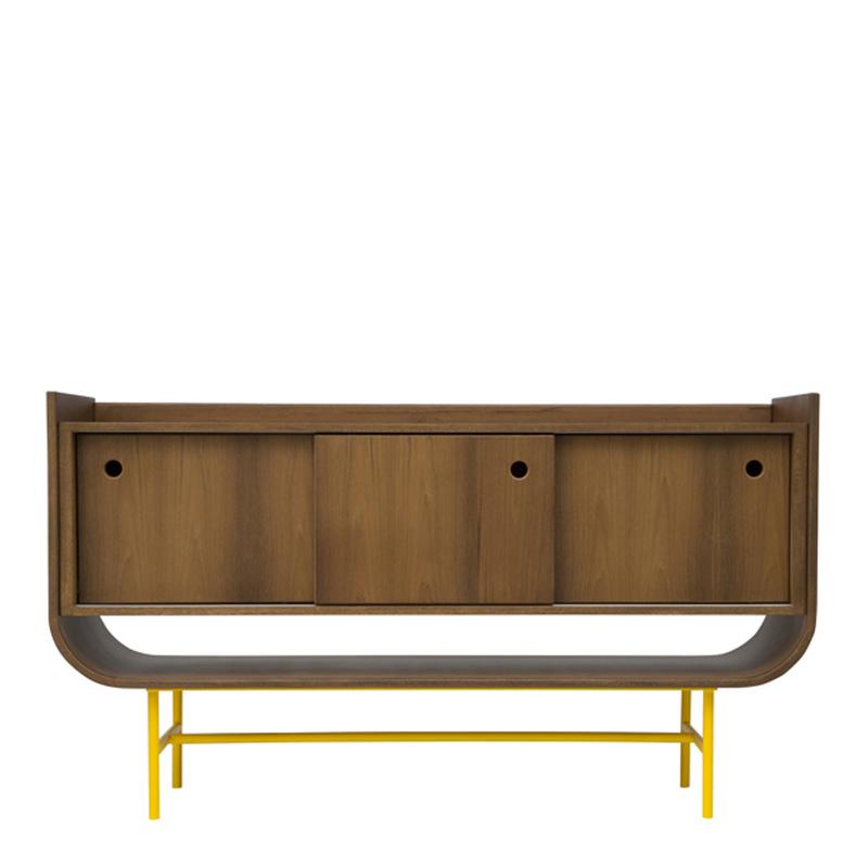 Buffet, Kann Design — Bois Foncé, Ponio