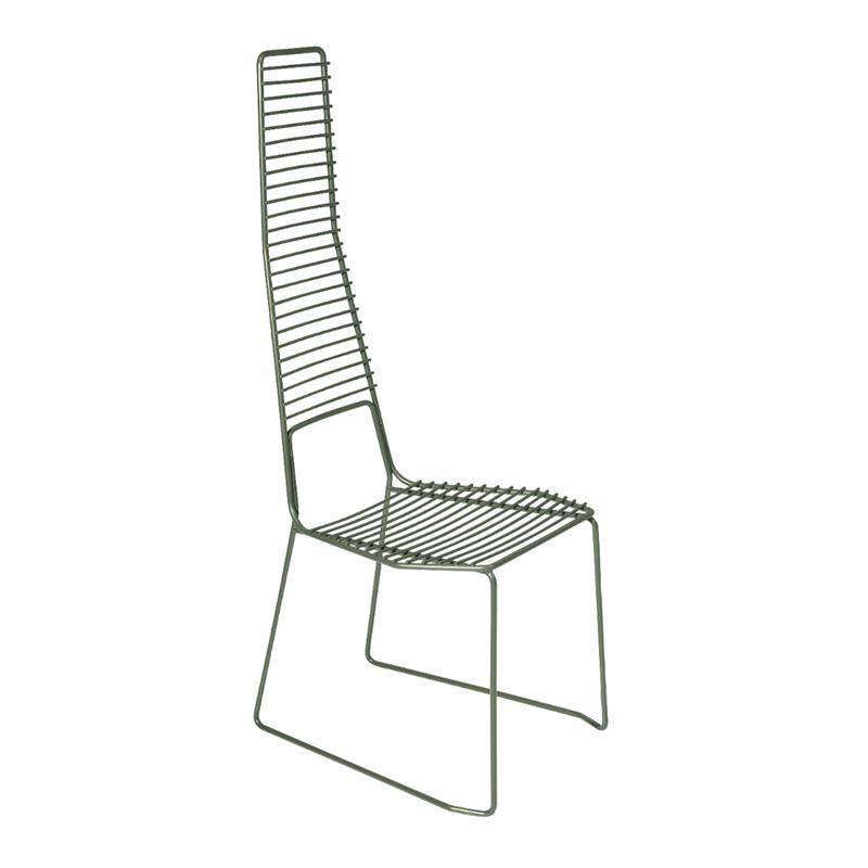 Chaise, Casamania — Vert Amande, Ponio