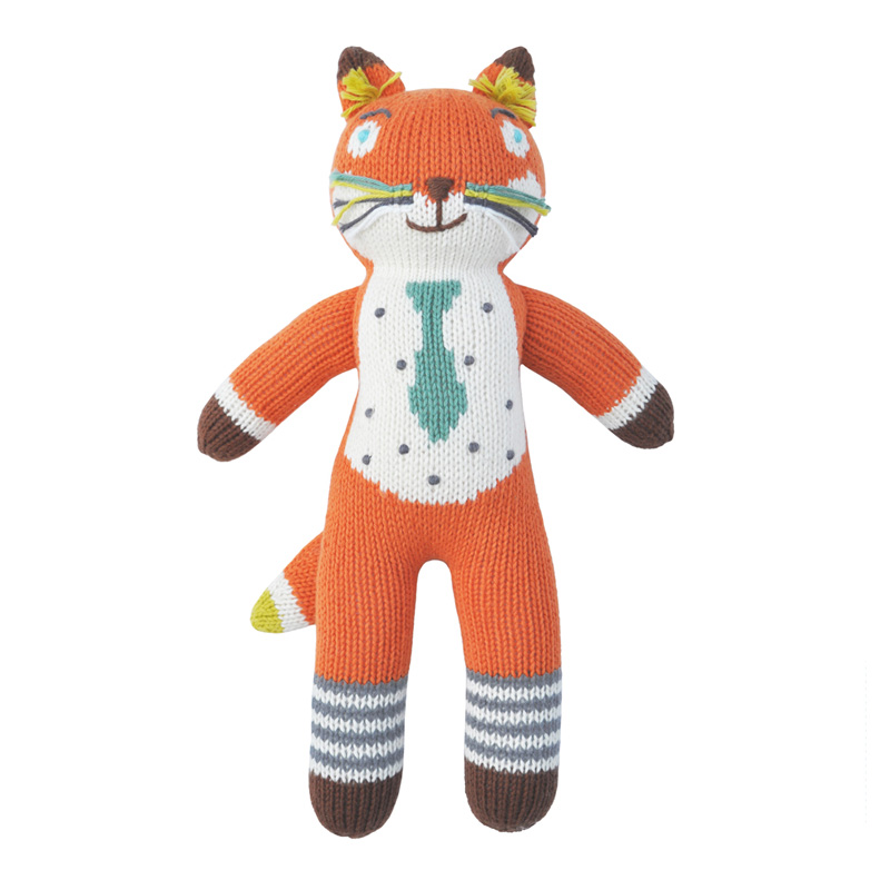 Doudou Renard, Blabla Kids — Orange Citrouille, Ponio