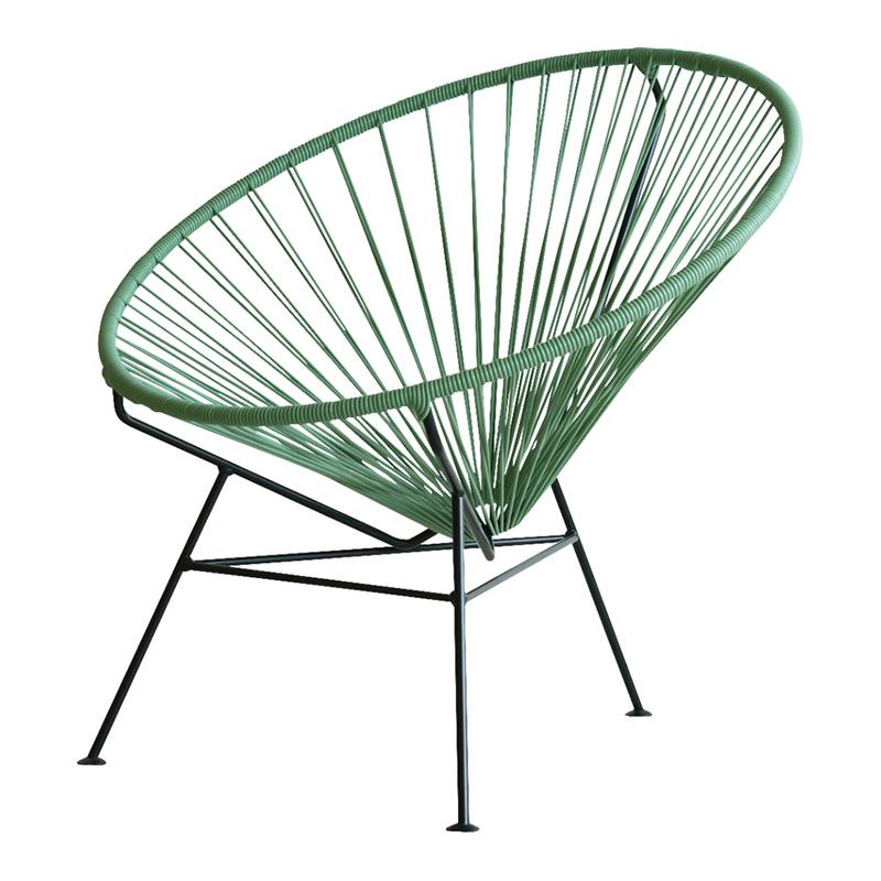 Fauteuil, Ok Design pou Sentou Edition — Vert Amande, Ponio