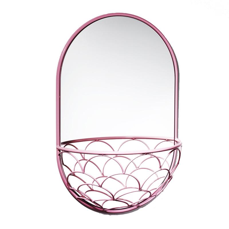 Miroir, SMD Design — Rose Dragée, Ponio