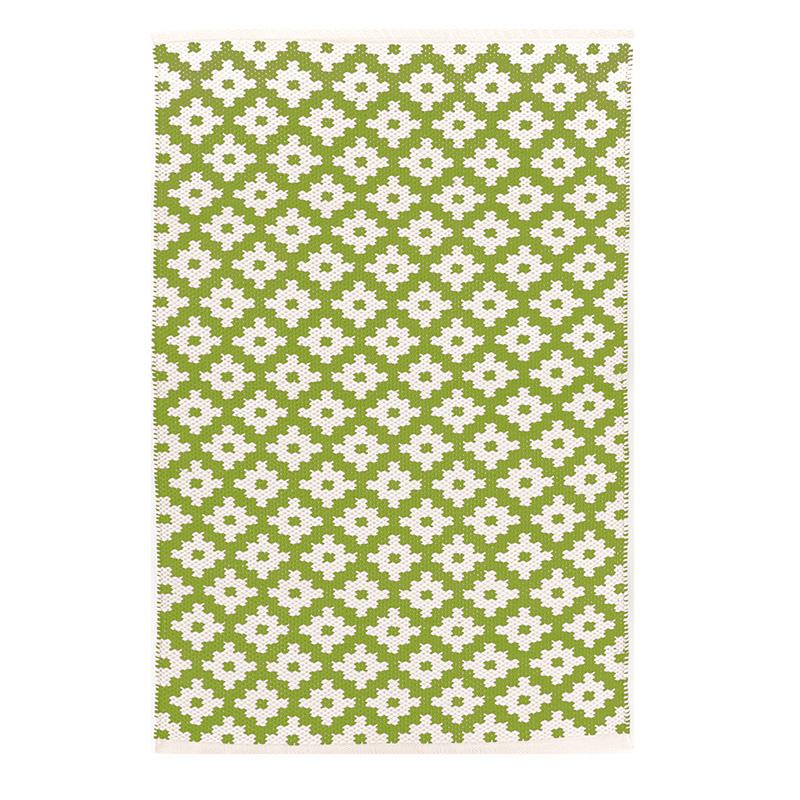 Tapis, Dash & Albert — Vert Amande, Ponio