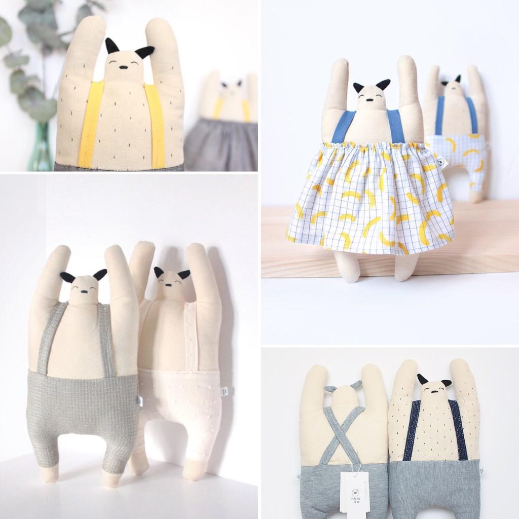 8 - Popetse Toys - Tokiko et Tokie, Ponio