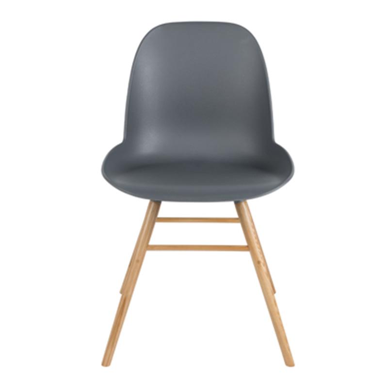 Chaise, Zuiver — Gris Ardoise, Ponio