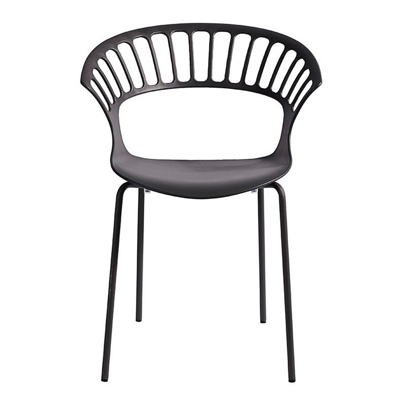 Chaise, Muubs — Gris Ardoise, Ponio