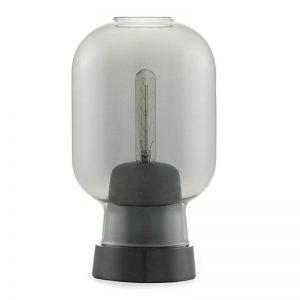Lampe de Table, Normann Copenhagen — Gris Ardoise, Ponio