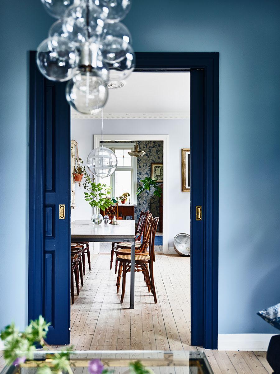 [Home tour] - c'est une maison bleu | Ponio