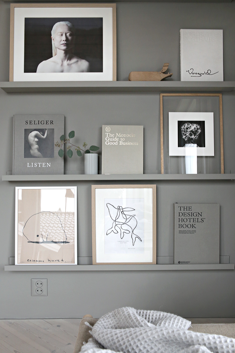 Des meubles assortis au mur | Ponio
