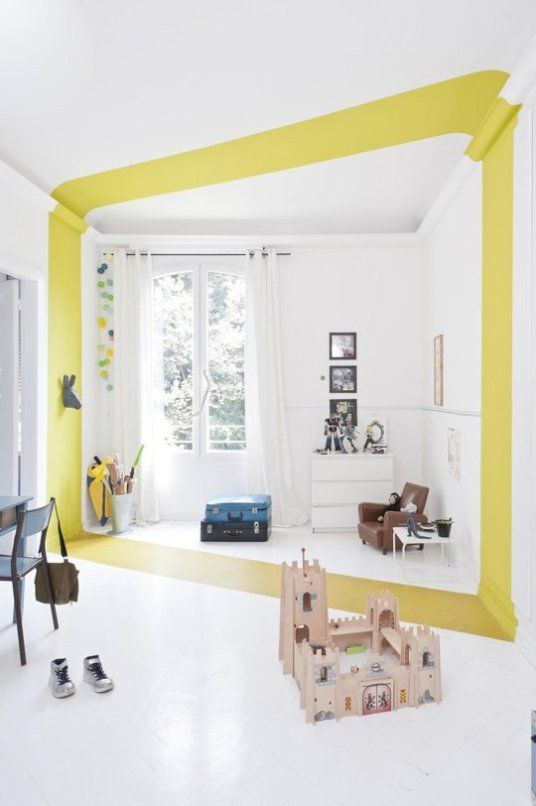 Inspiration, Jaune Citron