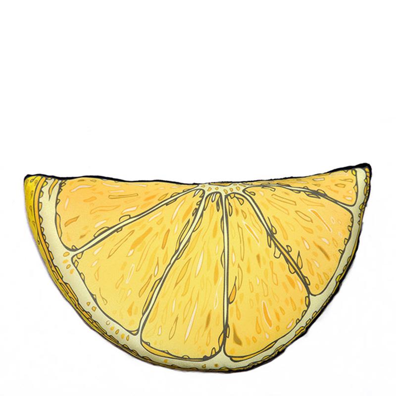 Coussin, Silken Favours — Jaune Citron, Ponio