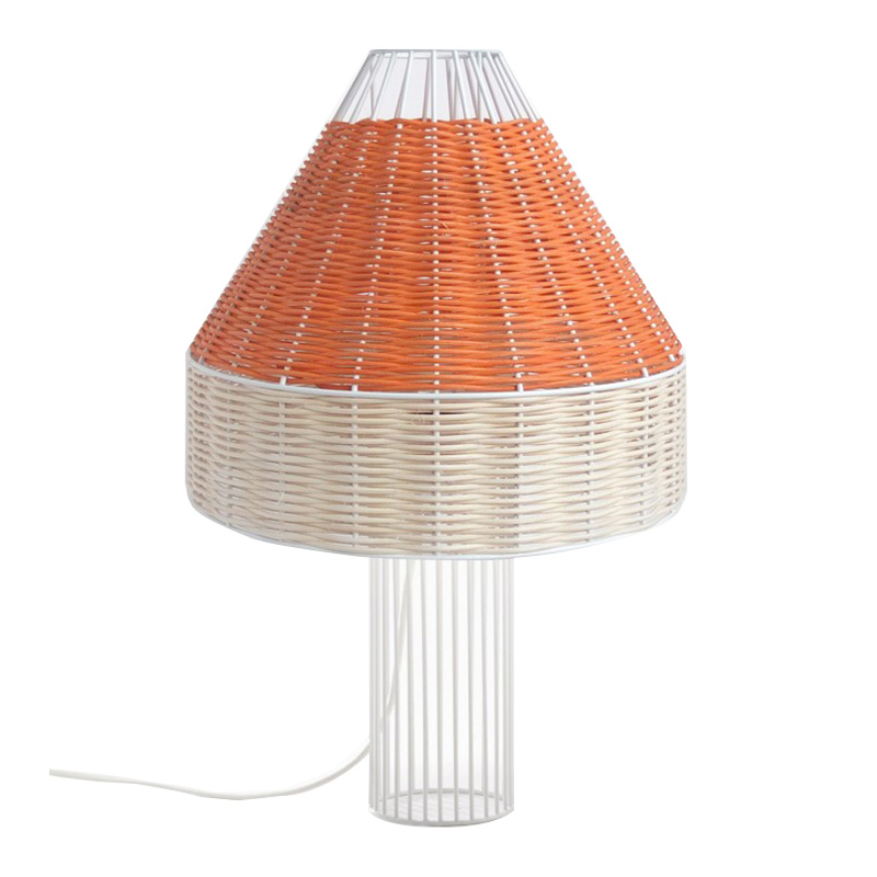Lampe, Colonel — Orange Corail, Ponio
