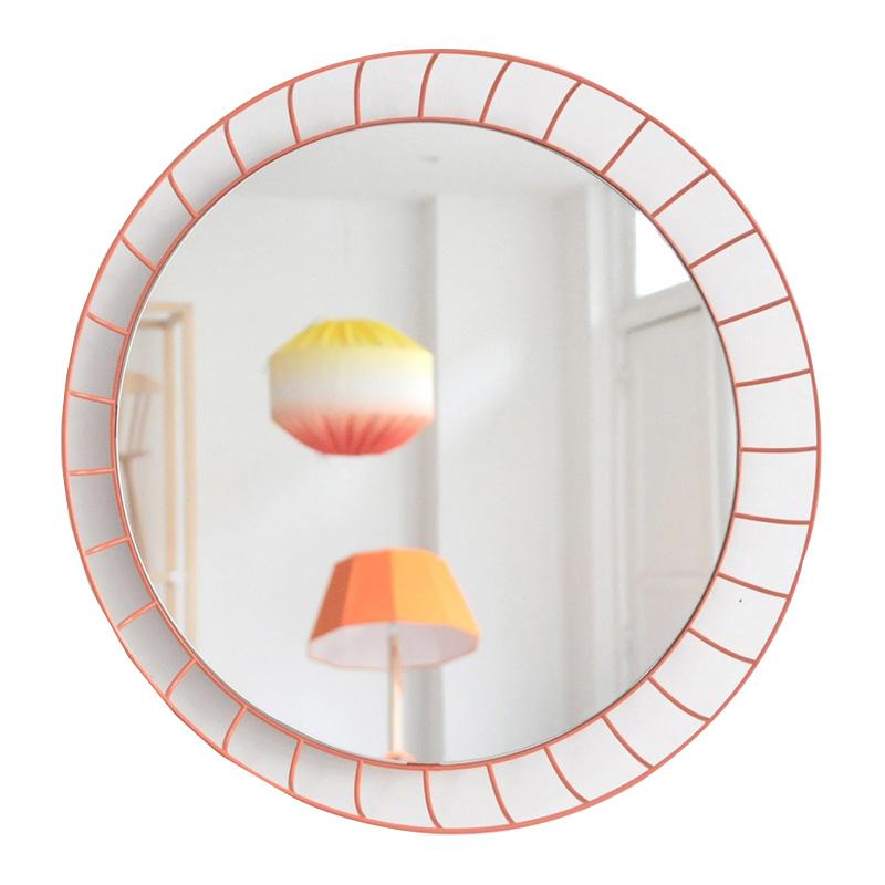 Miroir, Colonel — Orange Corail, Ponio
