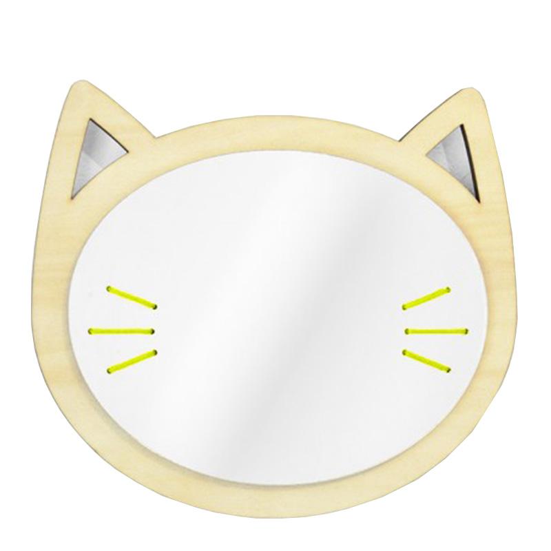 Miroir, Les Petites Découpes — Jaune Citron, Ponio