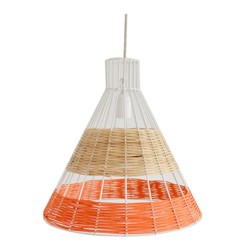 Suspension, Serax — Orange Corail, Ponio