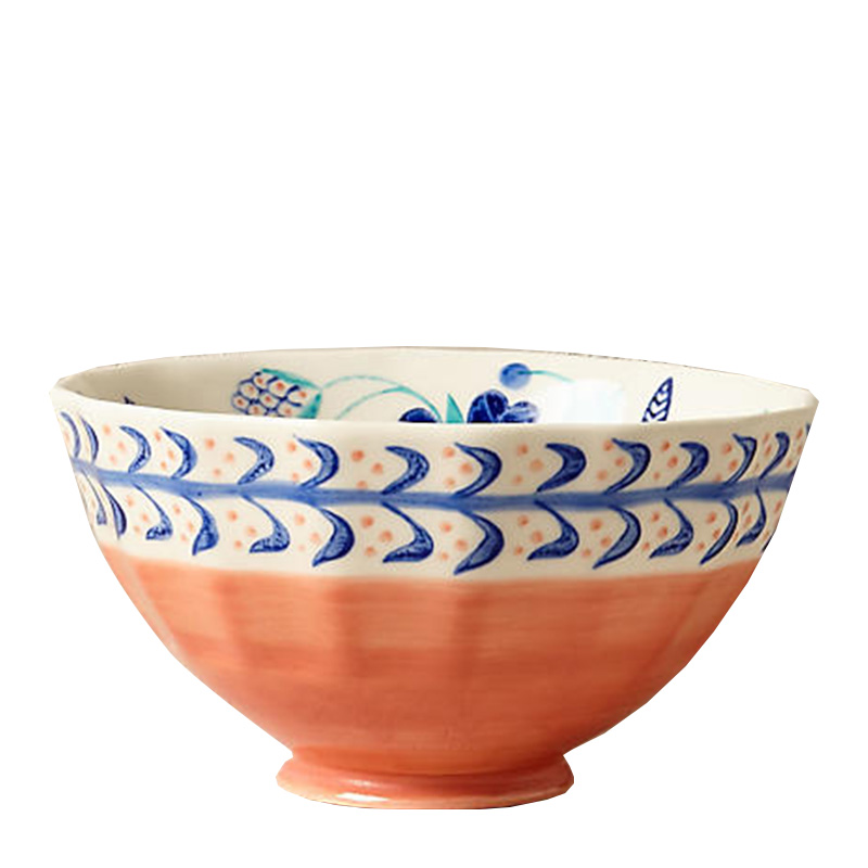 Bol, Anthropologie — Orange Corail, Ponio