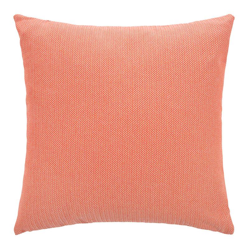 Coussin, Amara — Orange Corail, Ponio