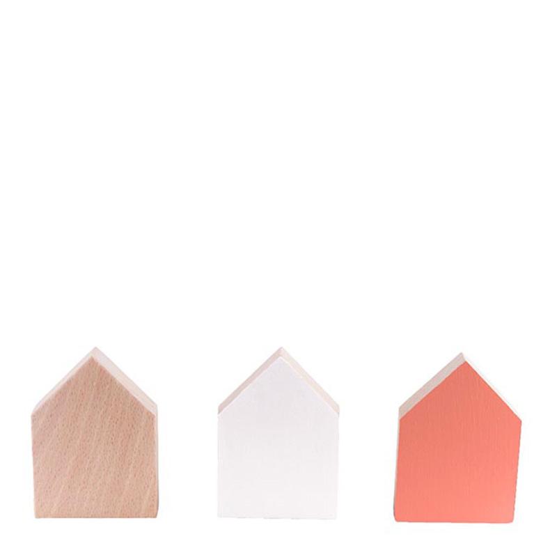 Patères, Paulette et Sacha — Orange Corail, Ponio