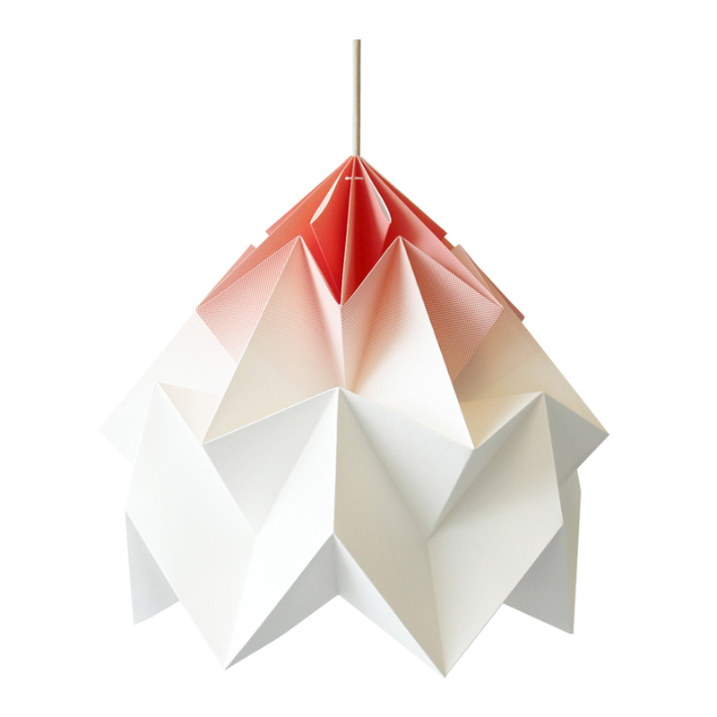 Suspension, Snowpuppe — Orange Corail, Ponio